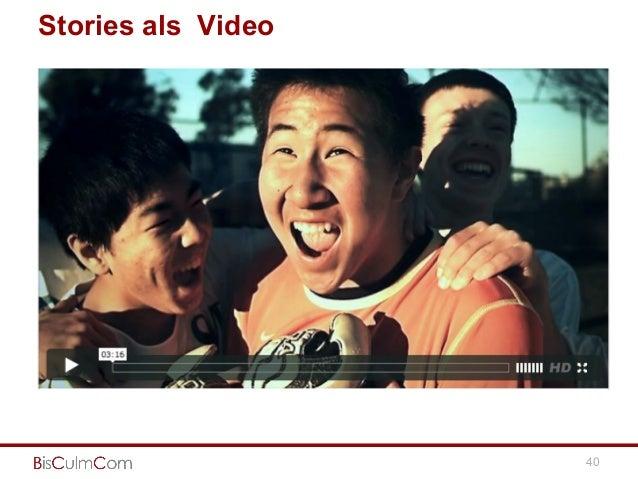 Stories als Video 40
