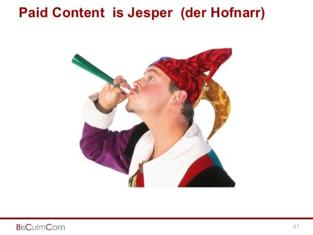 Paid Content is Jesper (der Hofnarr) 41