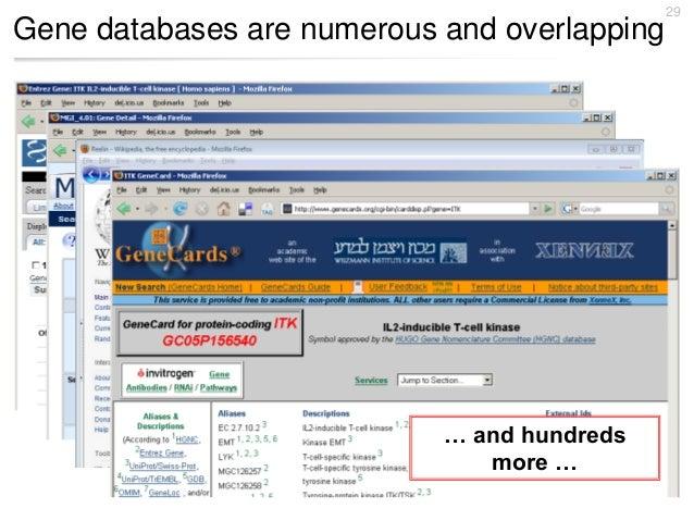 Crowdsourcing Biology: The Gene Wiki, BioGPS and GeneGames org