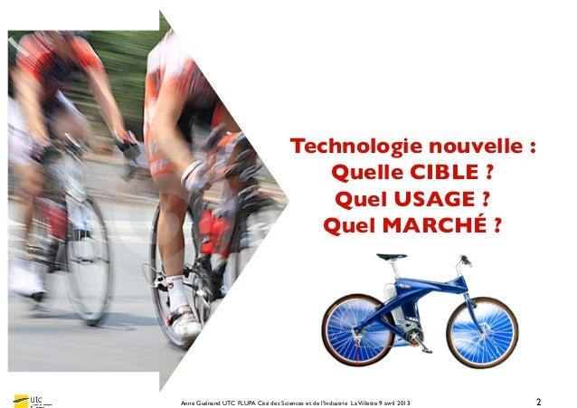 L'UX design, facteur d'innovation - Anne Guénand Slide 2