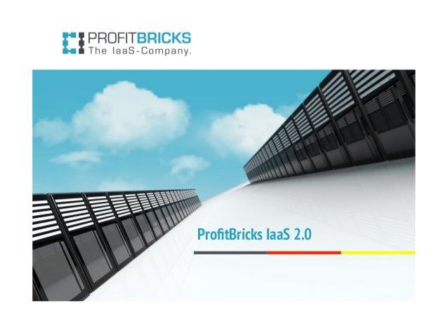 ProfitBricks IaaS 2.0