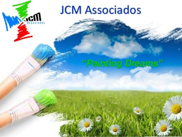 """12-2203 – Parametrização DIRF""""Painting Dreams""""JCM Associados"""
