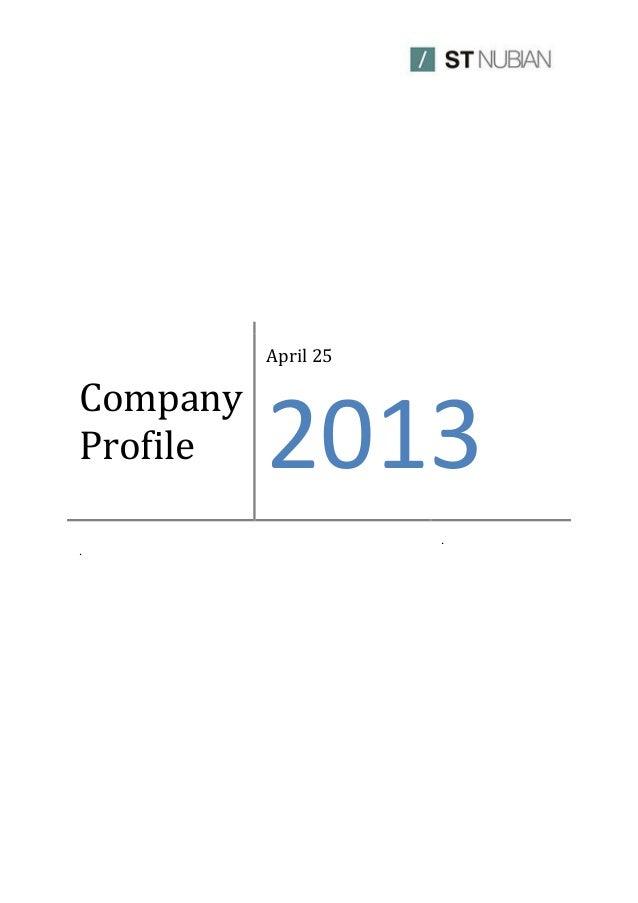 CompanyProfileApril 252013..
