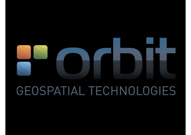 THE ORBIT GT APPROACH TO     MOBILE MAPPING  SOFTWARE SOLUTIONS