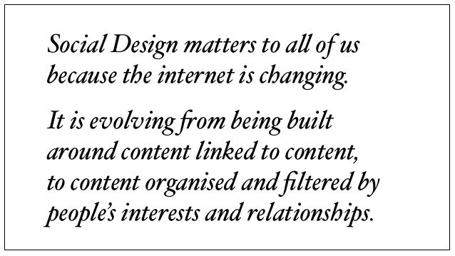 Social Design Principles Slide 2