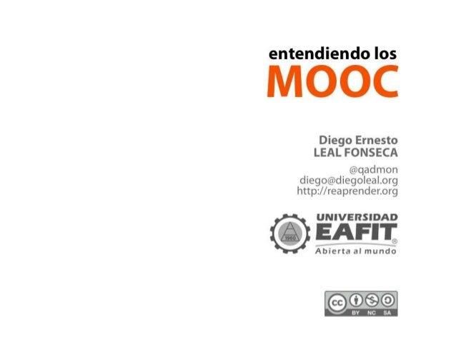 Entendiendo los MOOC