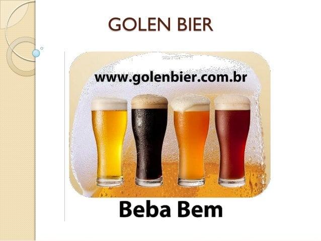 GOLEN BIER