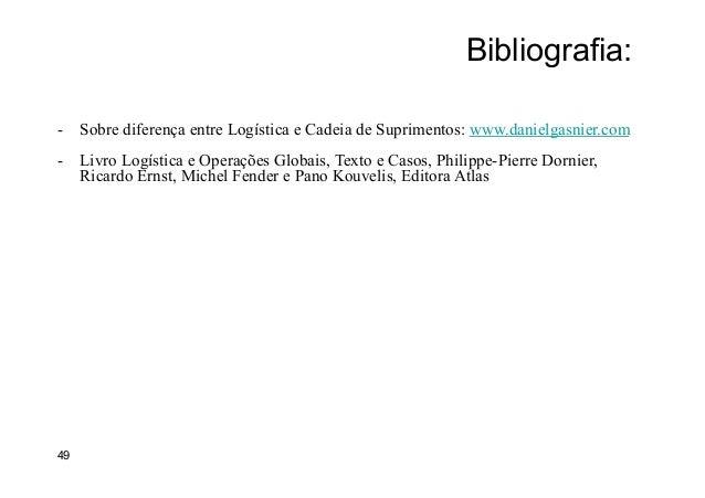 20130516 supply chainmanagement 49 bibliografia sobre diferena entre logstica fandeluxe Choice Image
