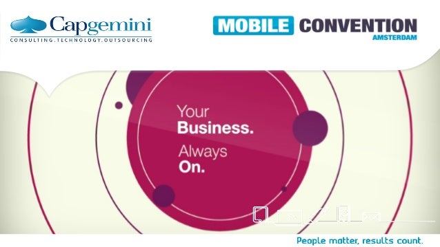 2 Making your businessmobile is no longer a matter of debate