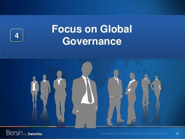 34 Focus on Global Governance 4