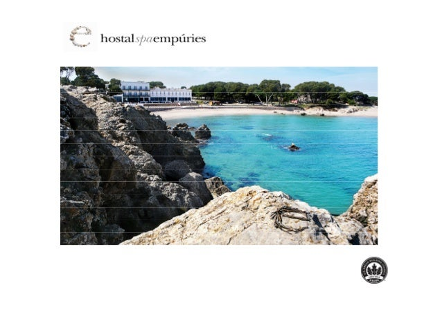 The Hostal spa Empuries in images