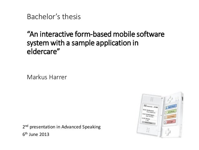 buy a bachelor thesis