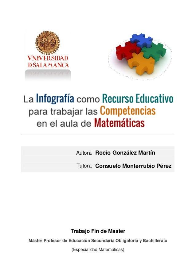 La Infografía como Recurso Educativo para trabajar las Competencias e…