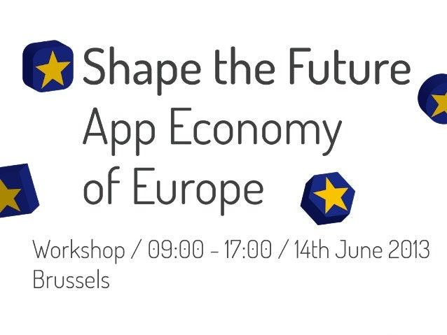 A study of the European App EconomyJohn Breslin, DERI, NUI Galwaywww.johnbreslin.com / @johnbreslin