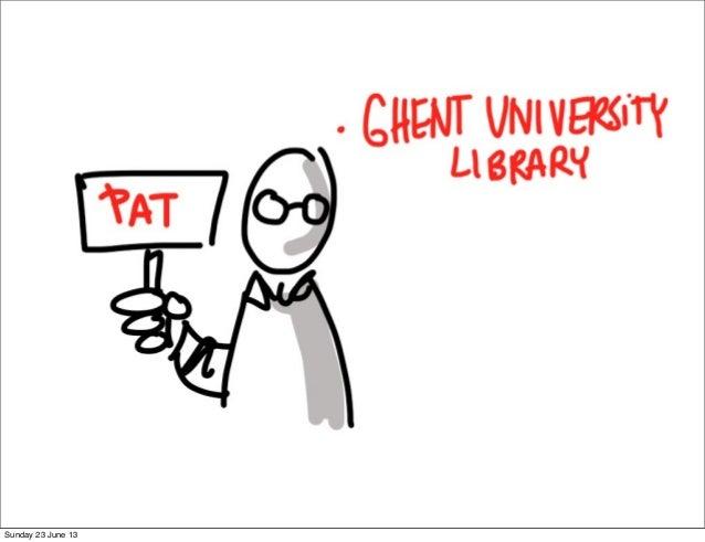 #cyc4bib: What does a library sound like? Slide 2