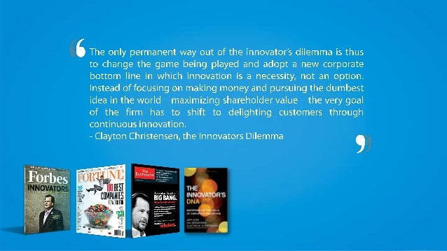 How to Build Innovative Culture (BandT MAD Week) Slide 2