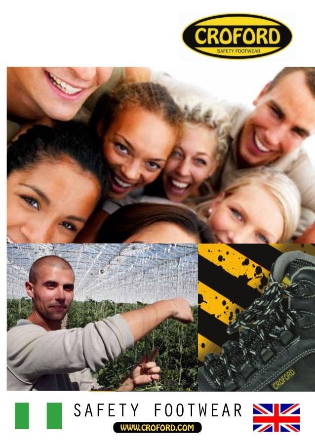 WWW.CROFORD.COMWWW.CROFORD.COMWWW.CROFORD.COM SAFETY FOOTWEAR