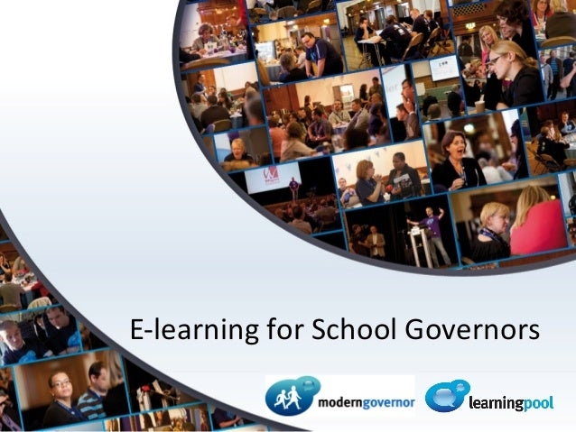 E-learning for School Governors