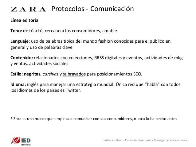 zara mkg plan La stratégie marketing sera appliquée par le plan marketing (tactique de moyen terme du marketing opérationnel.