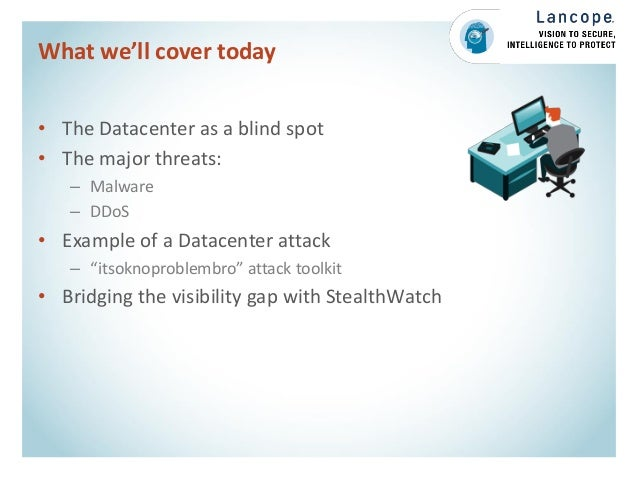Monitoring the Data Center Slide 2
