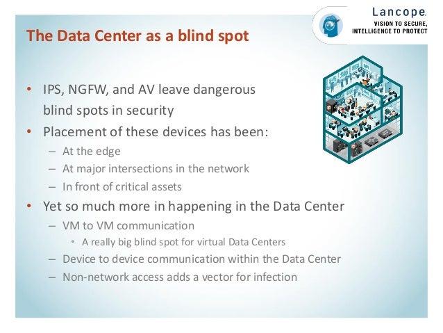 Monitoring the Data Center Slide 3