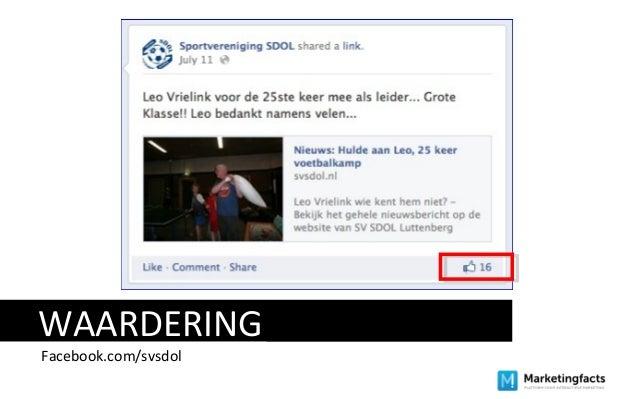 WAARDERING Facebook.com/svsdol
