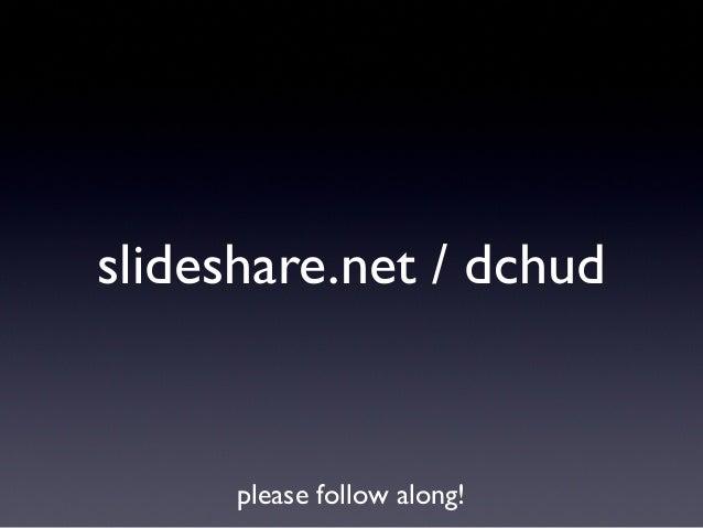 think locally, code globally - dchud's code4lib japan 2013 talk Slide 3