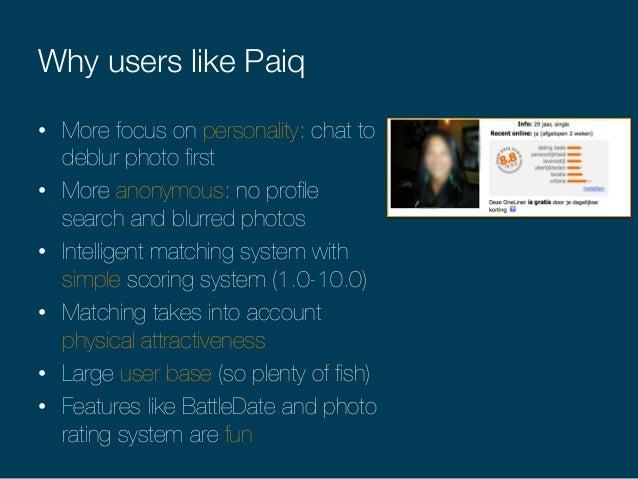 Paiq Dating-Tipps
