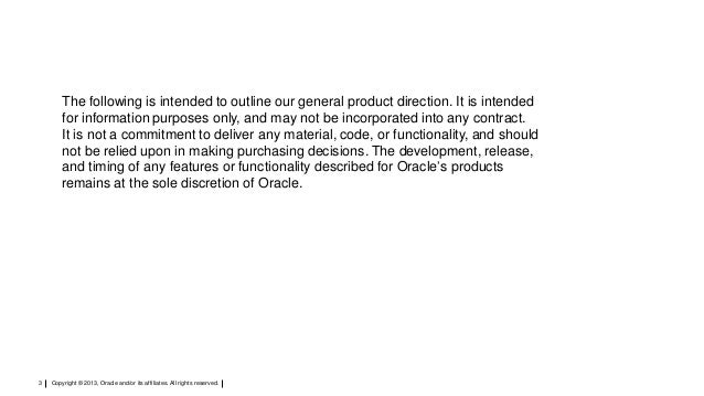 What's New in Oracle Database 12c for PHP Slide 3