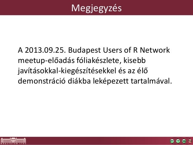 Interaktív EDA R-ben: iPlots Slide 2