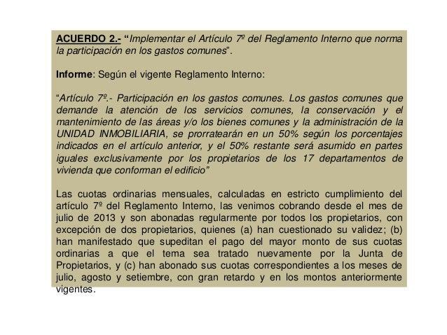20130927. implementación de acuerdos de la junta del 25 abr 2013 Slide 3