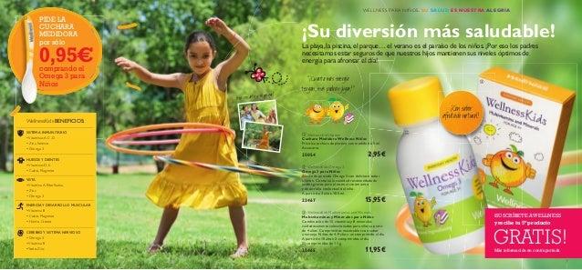 6 7  WellnessKids Multivitamins and Minerals Multivitaminas y Minerales para Niños Combinación de 13 vitaminas y 8 minera...