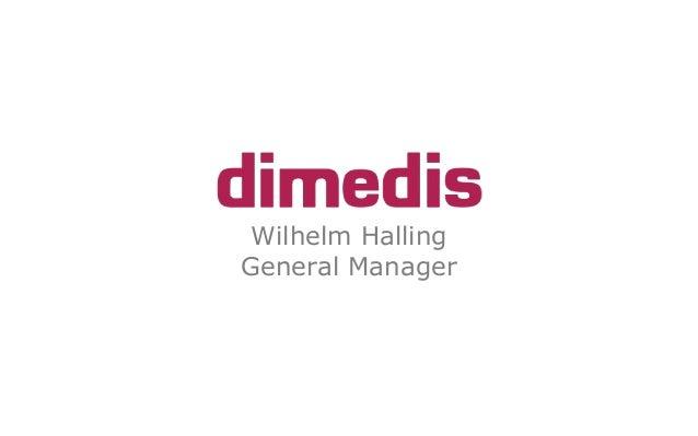 Wilhelm Halling General Manager