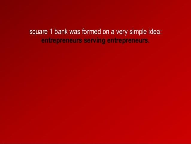 8 square 1 bank