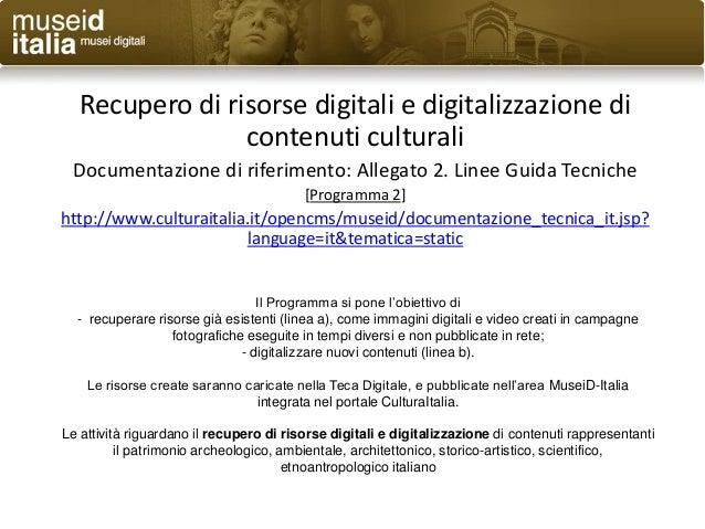 Incontro formativo per i musei della Provincia di Roma Slide 2