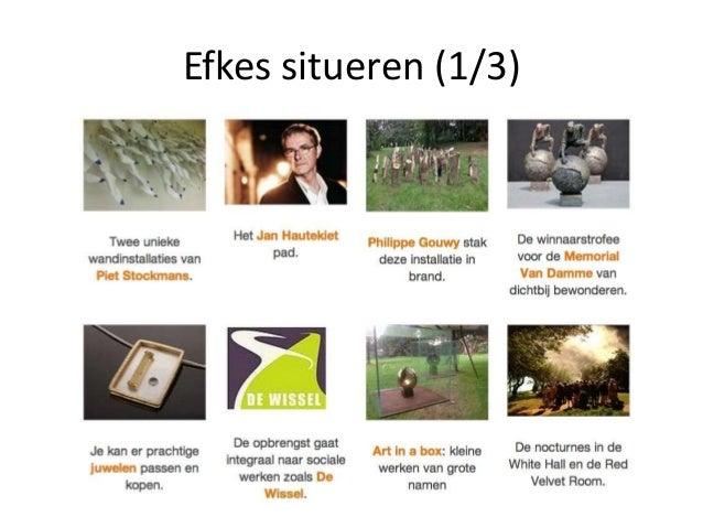 """Het gebruik van sociale media voor culturele evenementen """"Lessons learned"""" Slide 2"""