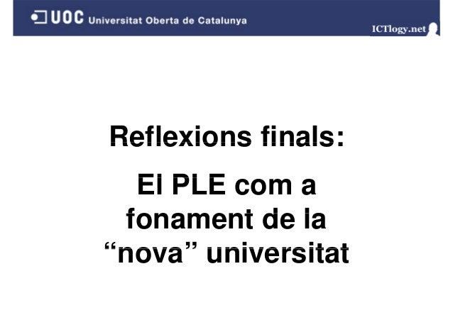 Girona, 8 de novembre de 2013. Seminaris del Consell 2.0 de la Universitat de Girona Para citar esta obra: e a ópe , s ae ...