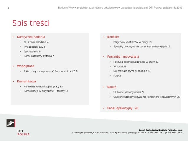 20131116 raport badanie_wiek_w_projekcie Slide 3