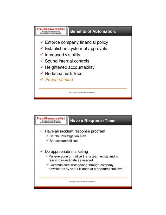 Backdating invoices fraud prevention
