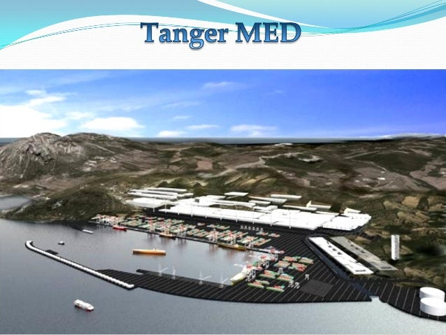 Tanger porte du maroc sur l afrique l am rique et l europe for Chambre de commerce tanger