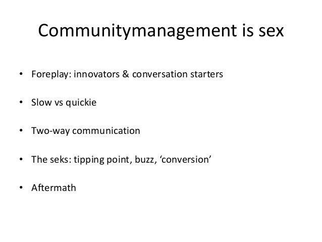 20131204 - Bram Koster - Community management is the new marketing - guest lecture Hogeschool Utrecht