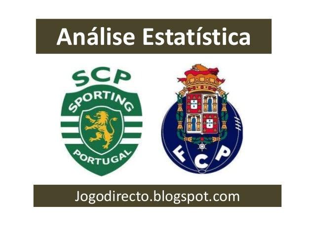 Análise Estatística  Jogodirecto.blogspot.com