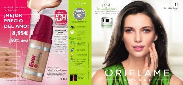 ©2013OriflameCosmeticsSA 24916 Porcelain 24917 Fair Nude 24918 Nude Pink 24921 Natural Beige 24922 Light Ivory 24924 Warm S...
