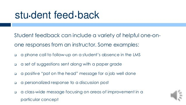 spring 2013 convocation - student feedback