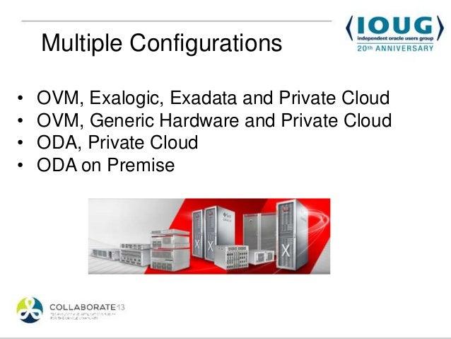 Oracle database appliance case study