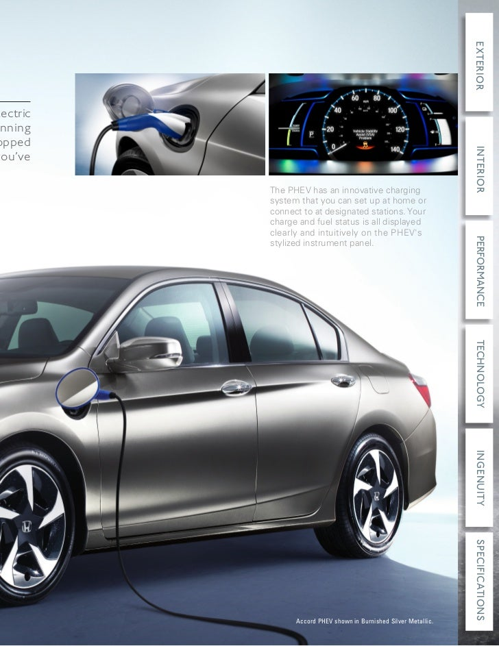 2013 Honda Accord Brochure By Neil Huffman Honda Louivsille Ky