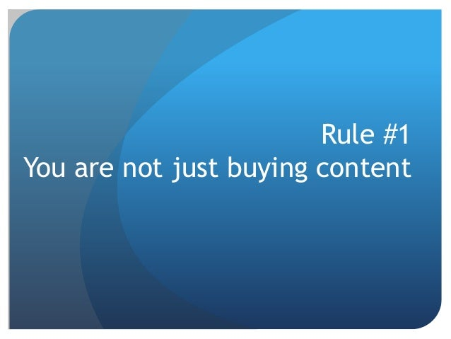 Purchasing e books for your library rule 1you are not just buying content fandeluxe Choice Image