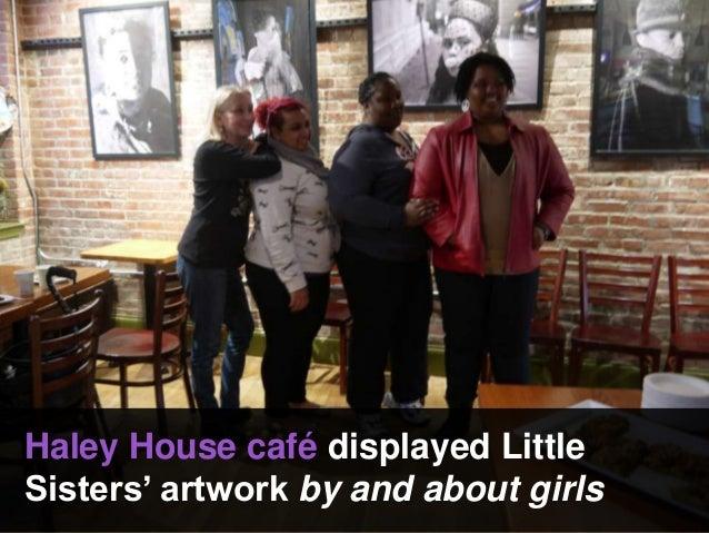 Haley House Cafe Boston