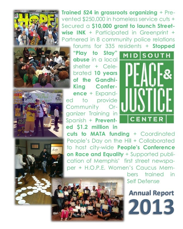 Trained 524 in grassroots organizing + Pre- vented $250,000 in homeless service cuts + Secured a $10,000 grant to launch S...