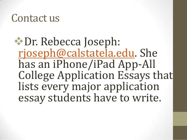 uc application essay 2010 Here are the essay prompts for the class of 2010  uc essay prompts your guide to the common application.